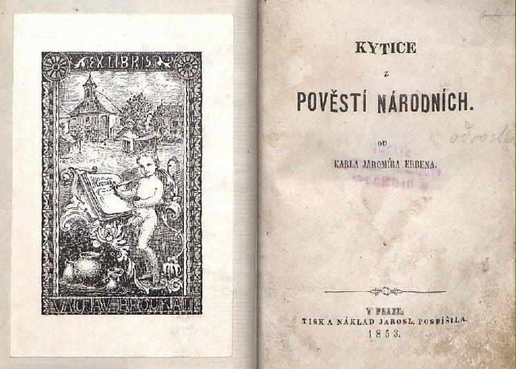 Kytice – Karel Jaromír Erben