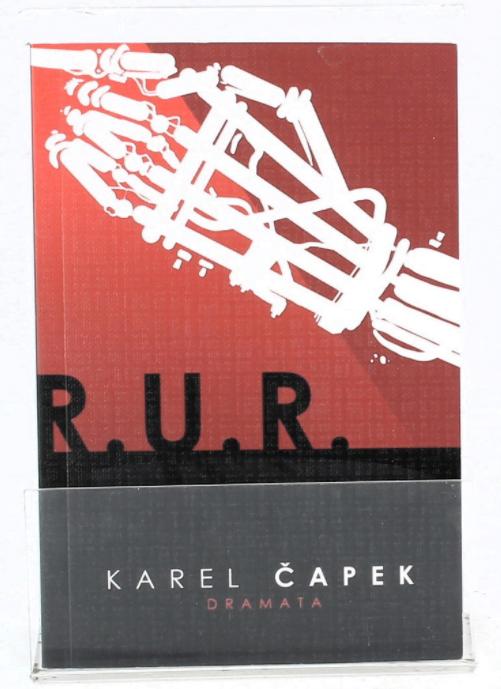 R. U. R. Karel-Capek-kniha