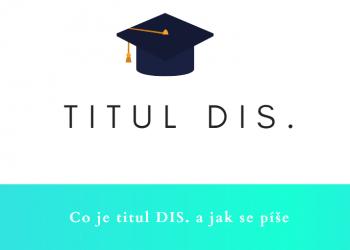 Titul DiS.