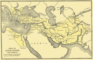 mapa babylon