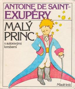 Malý princ kniha Antoine de Saint Exupery