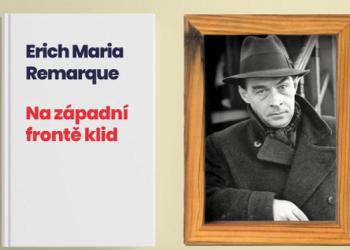 Na zapadni fronte klid Erich Remarque
