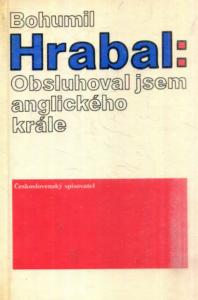 Obsluhoval jsem anglického kniha