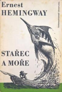 Stařec a moře kniha Ernest Hemingway