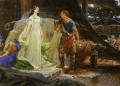 Tristan a Isolda kniha