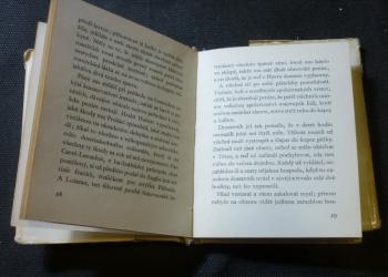 ukazka knizky kulicka Guy de Maupassant