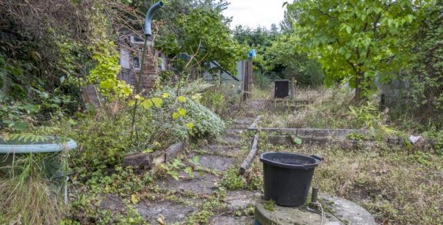 zahrada pozemek