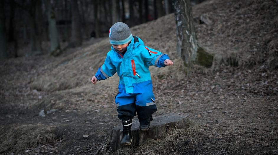 Outdoor oblečení pro děti