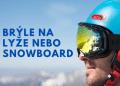 Brýle na lyže a snowboard