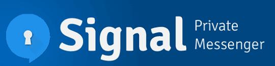 Signal soukromý chat