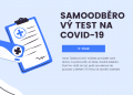 samoodběrový test na COVID-19