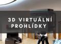 3D virtuální prohlídky