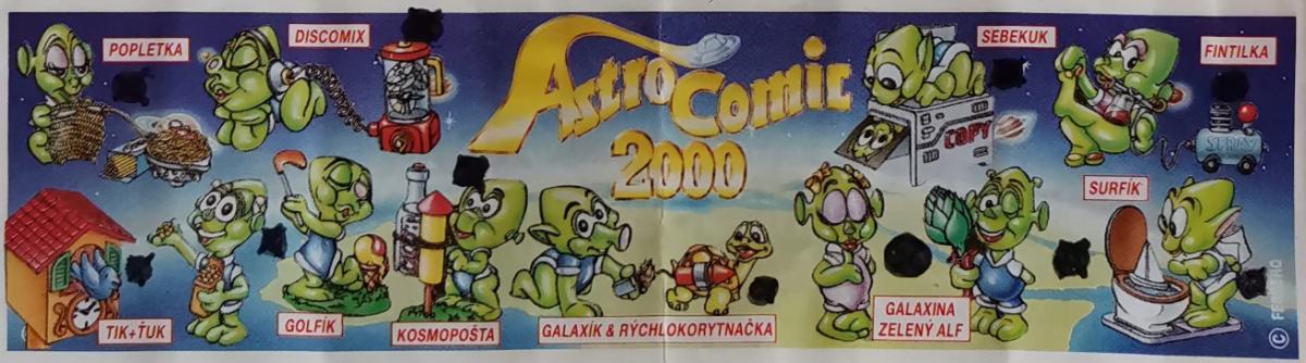 Astro Comis 2000