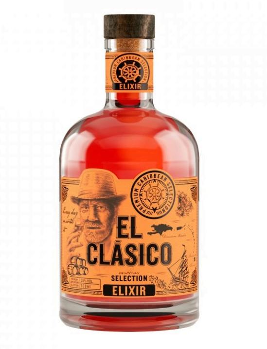 EL CLASICO ELIXIR RUM