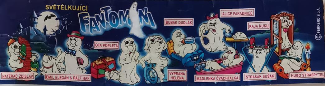 Fantomini duchové