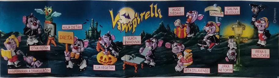 Vampirelli umíři