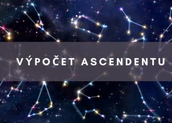 Výpočet ascendentu