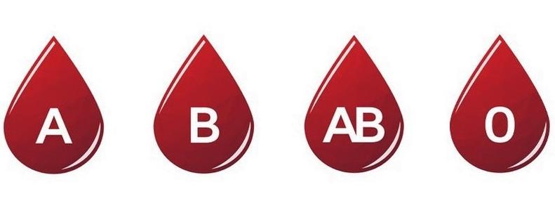 Seznam krevních skupin