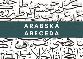 Arabská abeceda