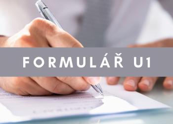 Formulář U1