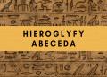 Hieroglyfy abeceda