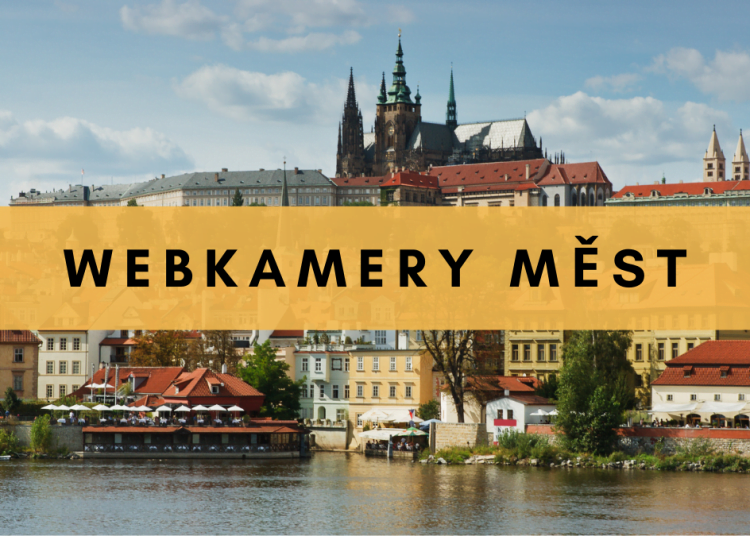 Webkamery mest