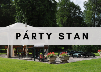párty stan