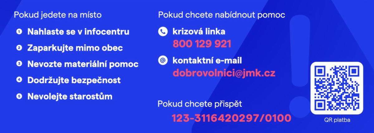 pomoc jihomoravsky kraj