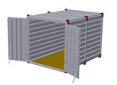 skladovaci kontejner
