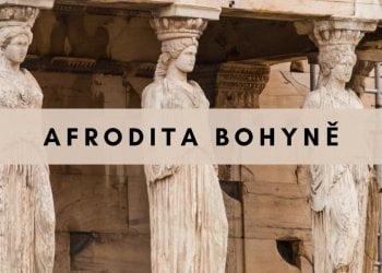 Afrodita bohyně