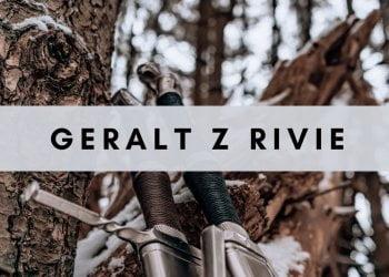 Geralt z Rivie