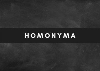 Homonyma