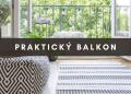 Praktický balkon
