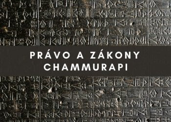 Právo a zákony Chammurapi