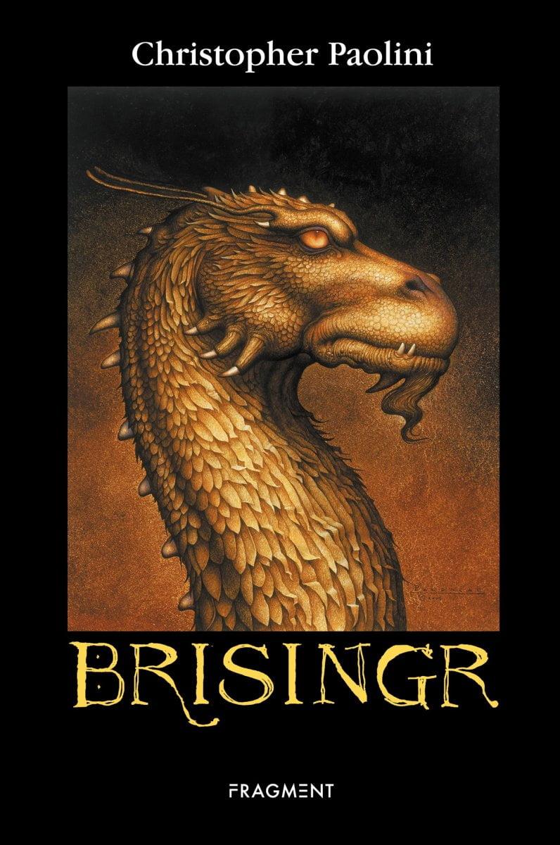 Brisingr kniha