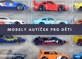 Modely autíček pro děti