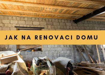 Jak na renovaci domu
