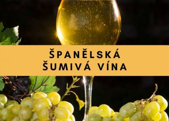 Španělská šumivá vína