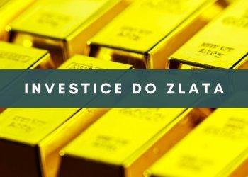 Investice do zlata
