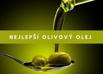Nejlepší olivový olej