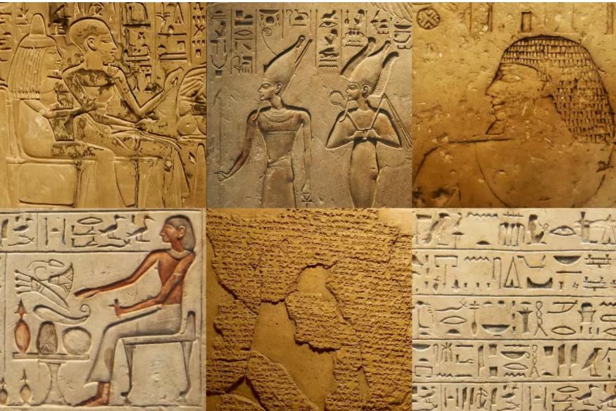 symboly egyptskeho pisma