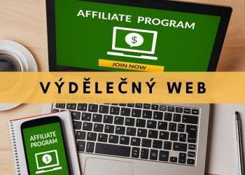 výdělečný web