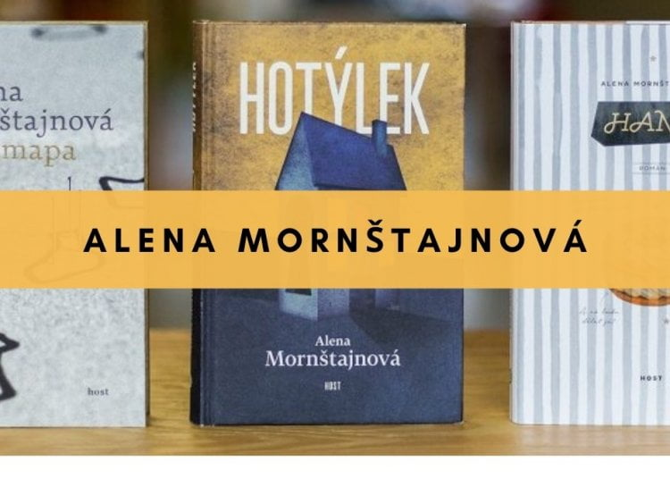 Alena Mornštajnová knihy