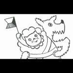 Povídání o pejskovi a kočičce - Jak slavili 28. říjen - 3. díl