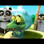 Krtek a Panda - Čí je to vajíčko - 10. díl