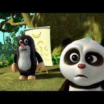Krtek a Panda - Dědečkovy brýle - 26. díl