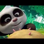 Krtek a Panda - Den objímání v lese - 7. díl