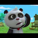 Krtek a Panda - Jak vyléčit draka - 6. díl