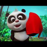 Krtek a Panda - Ještěrčí ocásek - 5. díl