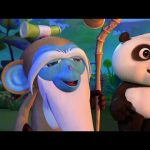 Krtek a Panda - Uvítací večírek - 2. díl